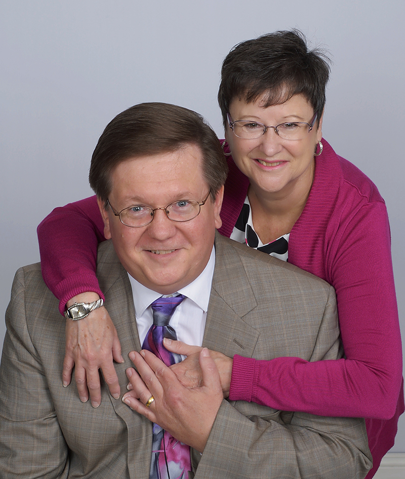 Bill and Beth Slovinski are YOUR Omaha Receptive.